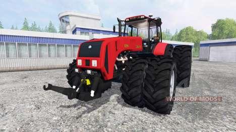 Belarus-3522 v1.6 für Farming Simulator 2015