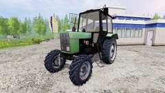 MTZ-82.1 Belarus [grün]