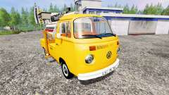 Volkswagen Transporter T2B 1972 [lighting mast]