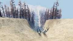 Nevada trails für Spin Tires