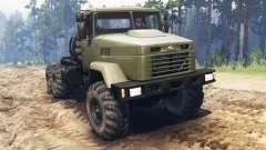 Le KrAZ-6322 [03.03.16] pour Spin Tires