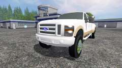 Ford F-350 2009 King Ranch