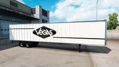 Haut Las Vegas für die semi-trailer für American Truck Simulator