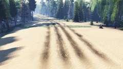 Les Routes De La Région De Krasnodar pour Spin Tires