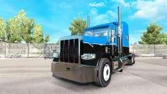 Haut Hot Road auf einem Traktor Rigs Peterbilt 389 für American Truck Simulator