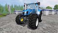 New Holland T6.160 v1.0
