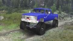 Chevrolet Silverado [03.03.16] pour Spin Tires