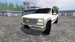 Chevrolet Suburban 1998 v2.0
