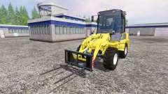 Zettelmeyer ZL 602 pour Farming Simulator 2015
