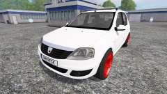Dacia Logan v8.0