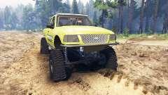 Ford Ranger Pre-Runner [03.03.16] für Spin Tires
