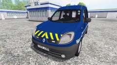 Renault Kangoo Gendarmerie