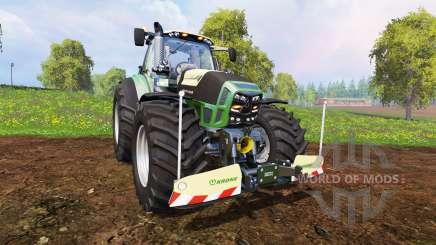 Deutz-Fahr Agrotron 7250 Warrior v8.0 für Farming Simulator 2015