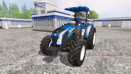 New Holland T4.75 [ensemble] für Farming Simulator 2015