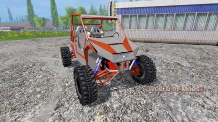 Polaris RZR [wheels] pour Farming Simulator 2015