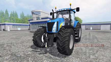 New Holland TG 285 für Farming Simulator 2015