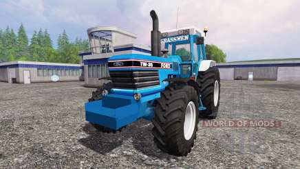 Ford TW 35 für Farming Simulator 2015