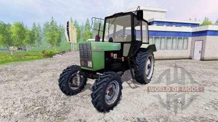 MTZ-82.1 Belarus [grün] für Farming Simulator 2015
