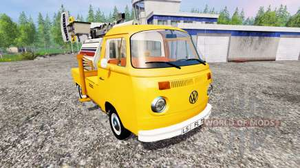 Volkswagen Transporter T2B 1972 [lighting mast] für Farming Simulator 2015