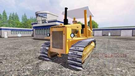 Caterpillar D4E pour Farming Simulator 2015