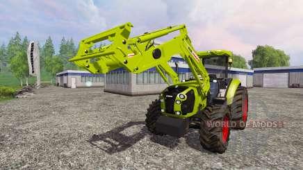CLAAS Arion 650 FL [ensemble] für Farming Simulator 2015