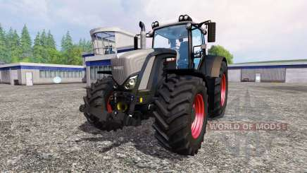 Fendt 927 Vario [black series] für Farming Simulator 2015
