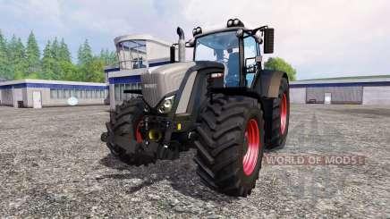 Fendt 927 Vario [black series] pour Farming Simulator 2015