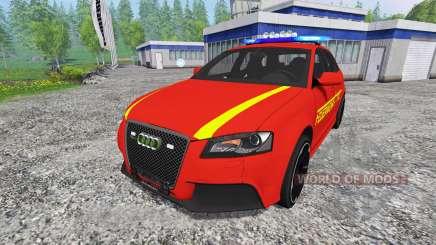 Audi RS3 8PA [feuerwehr] v0.9 für Farming Simulator 2015