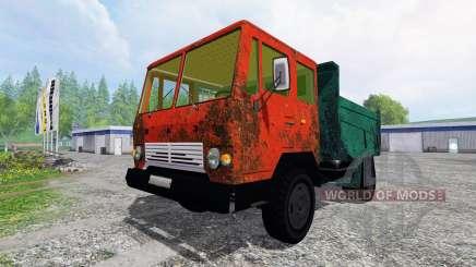 KAZ-608 Colchide v2.1 pour Farming Simulator 2015