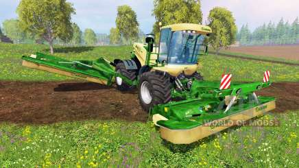 Krone Big M 500 [23,5m] pour Farming Simulator 2015