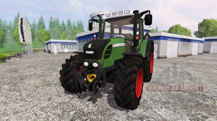 Fendt 312 Vario TMS FL [washable] pour Farming Simulator 2015