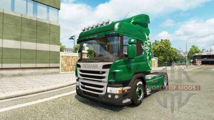 Scania P340 für Euro Truck Simulator 2