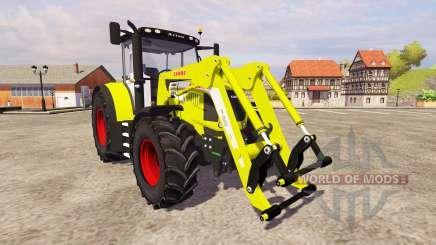 CLAAS Arion 640 FL v2.0 für Farming Simulator 2013