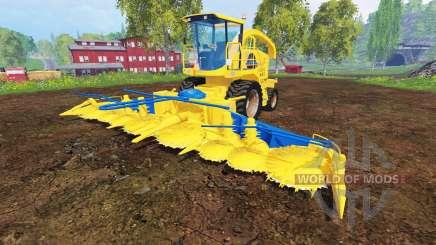New Holland FX48 v1.1 pour Farming Simulator 2015