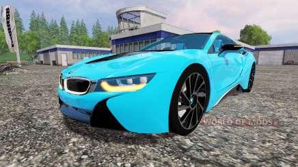 BMW i8 eDrive v1.6 für Farming Simulator 2015