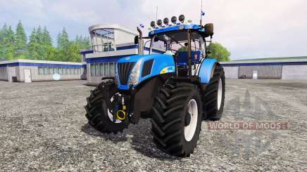 New Holland T7050 pour Farming Simulator 2015