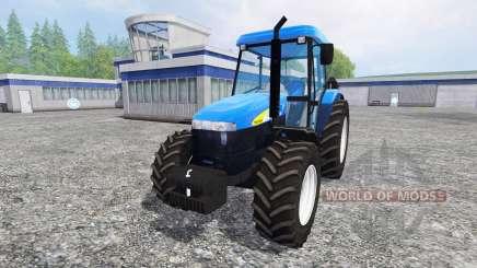 New Holland TD 5050 pour Farming Simulator 2015