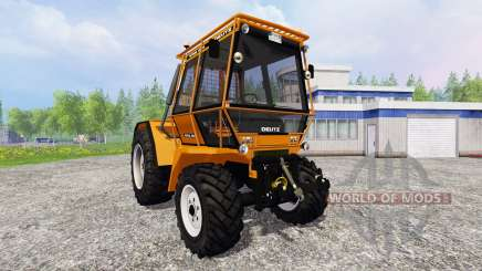 Deutz-Fahr Intrac 2004 [forestry] pour Farming Simulator 2015