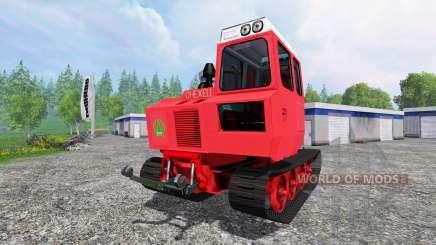 TLT-100A Onezhets v2.0 pour Farming Simulator 2015