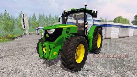 John Deere 6170R FL für Farming Simulator 2015