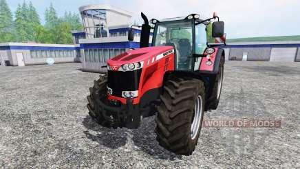 Massey Ferguson 8737 v1.1 für Farming Simulator 2015