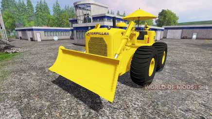 Caterpillar DW6 pour Farming Simulator 2015