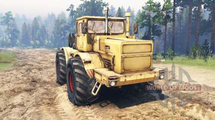 K-700 Kirovets für Spin Tires
