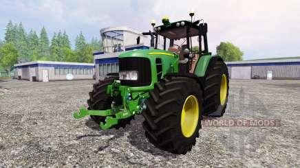 John Deere 7530 Premium v2.2 pour Farming Simulator 2015