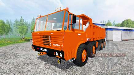 Tatra 813 S1 8x8 pour Farming Simulator 2015