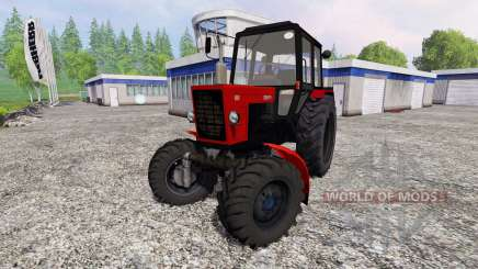 MTZ-82.1 v2.0 für Farming Simulator 2015