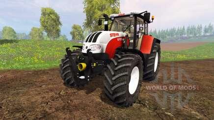 Steyr CVT 6195 für Farming Simulator 2015