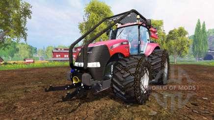 Case IH Magnum CVX 380 [forest] für Farming Simulator 2015