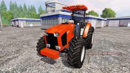 Kubota M9540 pour Farming Simulator 2015