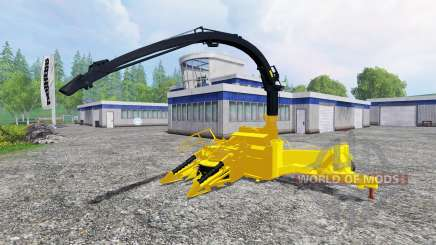 Celikel Sirali 2 plus für Farming Simulator 2015